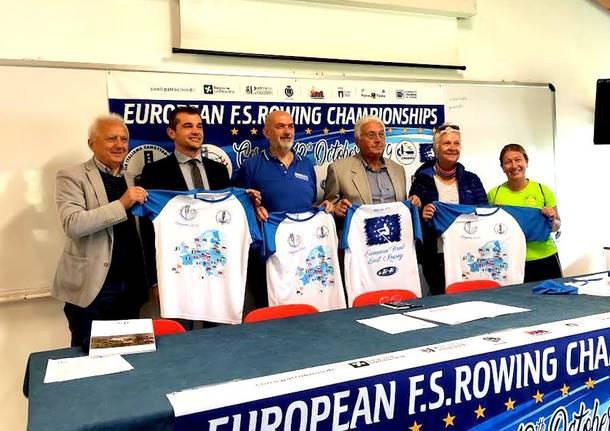 campionati europei corgeno sedile fisso