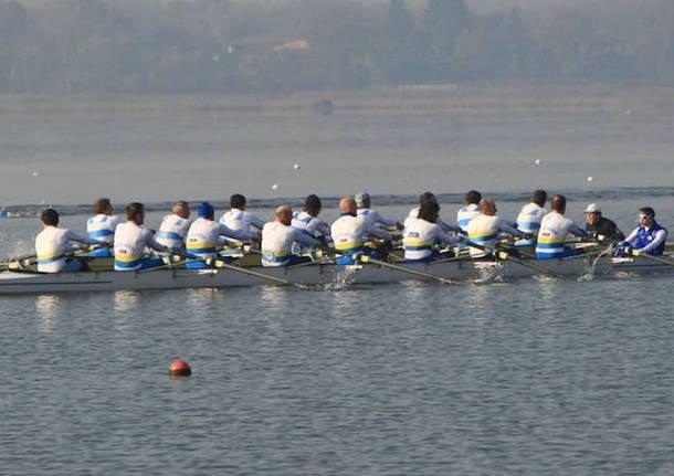 canottaggio otto canottieri varese