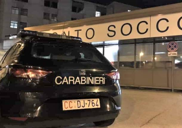 carabinieri pronto soccorso busto arsizio
