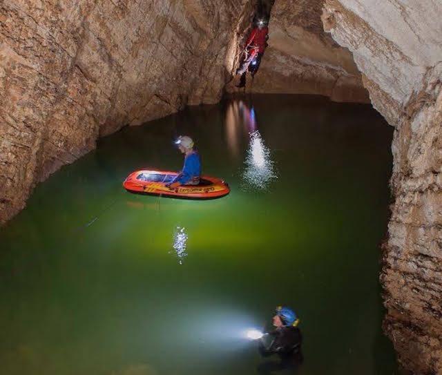 Una serata sulle preziosità delle nostre grotte