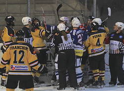 Mastini Varese - Hockey Como 7-3