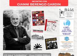 Incontro con GIANNI BERENGO GARDIN - Induno Foto Festival 2019