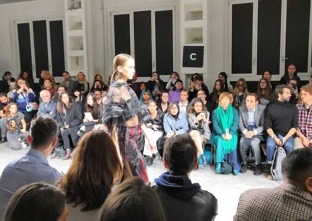 Gli studenti dell'Olga Fiorini al Fashion Graduate Italia