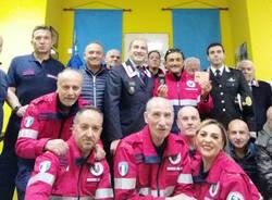 claudio chiappucci associazione nazionale carabinieri