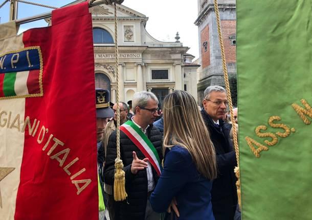 Commemorazione Ottobre di Sangue Varesino