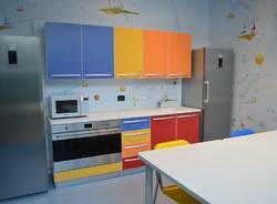 Cucina all'ospedale Del Ponte
