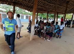 Da Gemonio al Mozambico, don Filippo Macchi diventa missionario