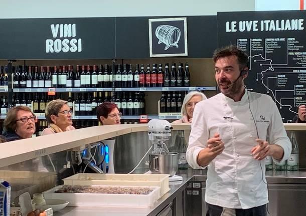Dolci di Frutta con chef Luigi Lanzani