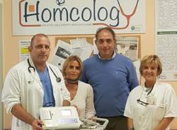 donazione al reparto di oncologia diretto dalla dottoressa Pinotti