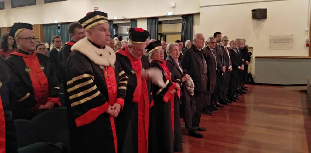 Festa dei neolaureati dell'Insubria
