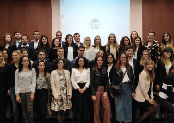 L'Insubria festeggia i neo laureati in Medicina