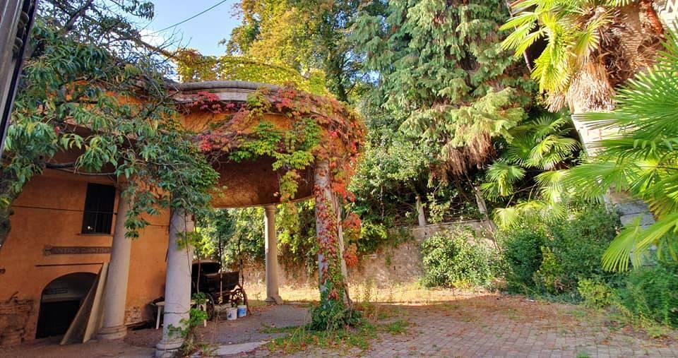 Foliage a Villa Castiglioni - foto di Clara Comolli