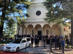 Funerali Ariberto Tamborini
