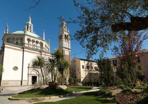 piazza santa maria busto arsizio