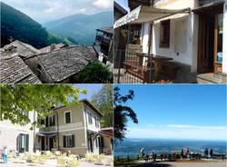 Osterie d'Italia 2020 a Monteviasco e Campo dei Fiori