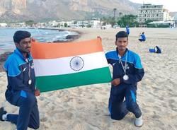 Beach volley India