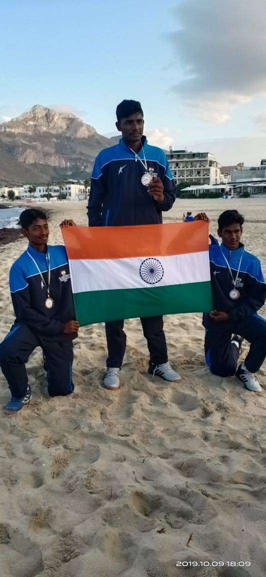 Beach volley India