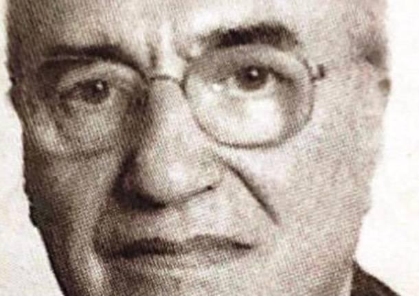 Don Luigi Perego parroco Cardano al Campo
