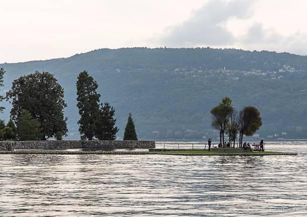 piena lago maggiore