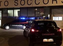 carabinieri pronto soccorso ospedale busto