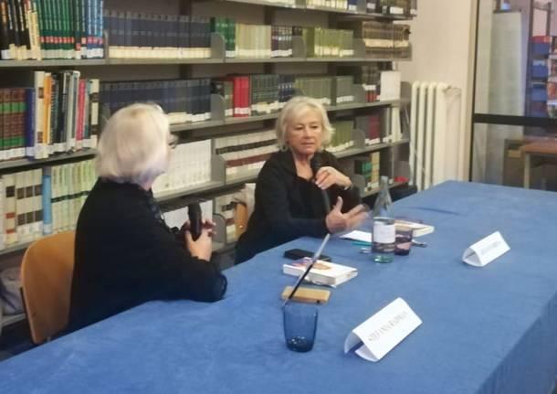 Giuliana Sgrena a Varese