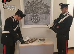 hashish carabinieri legnano
