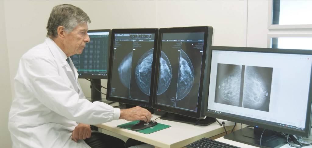 Humanitas Medical Care Varese - mammografo