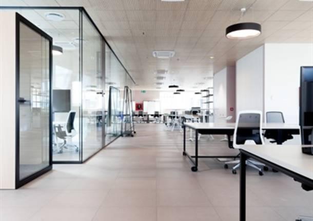 Il nuovo Innovation Center di Elmec Informatica: un ambiente di lavoro intelligente e sostenibile