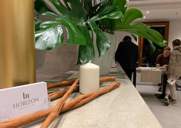 Spa, chef di fama e nuovi interni in Horizon, il nuovo hotel di Schiranna