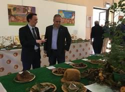 inaugurazione mostra micologica - sindaco fagioli