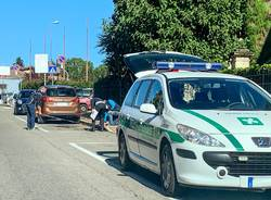 incidente bicicletta gazzada schianno