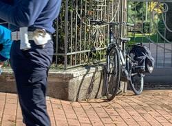 incidente bicicletta gazzada schianno