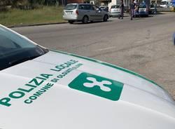 incidente ingresso superstrada 336 Busto Arsizio