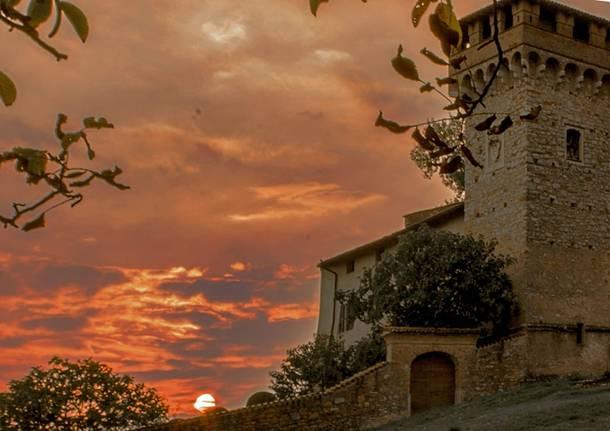 Induno Olona Castello di Frascarolo - foto di Elena Impe