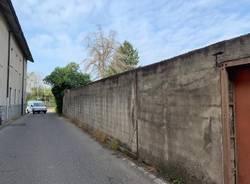 Iniziano i lavori in via del Ponte
