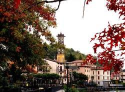 L'autunno incornicia Porto Ceresio - foto di Alessia Aurecchia