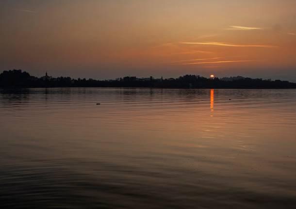 Lago di Varese a Gavirate Voltorre - foto di Fil_Va