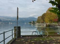 Lago Maggiore piena Angera