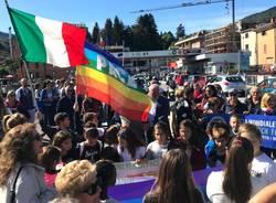 Lavena Ponte Tresa - Cammino per la pace 2019