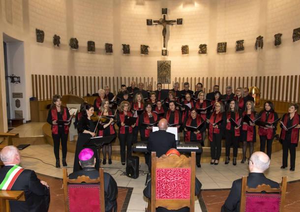 Lavena Ponte Tresa - Coro don Giorgio Quaglia