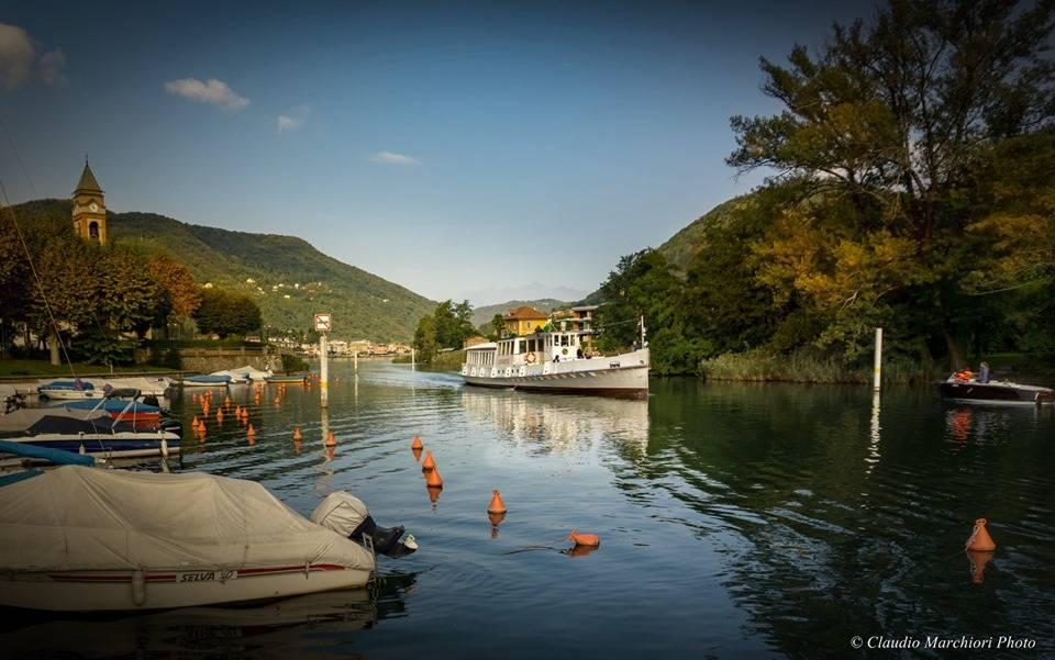 Lavena Ponte Tresa - foto di Claudio Marchiori