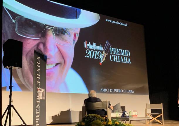 Luino: il Premio Chiara alla carriera a Pupi Avati