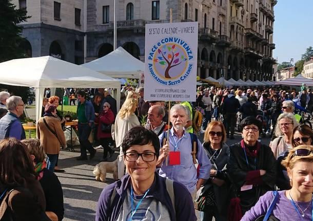 Marcia della pace Interreligiosa 2019
