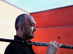 Massimo Mercelli, flautista stagione musicale università insubria