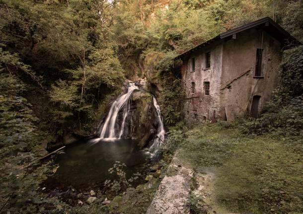 cascate di Dumenza - Simone Scantamburlo