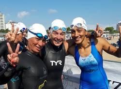 oxygen triathlon