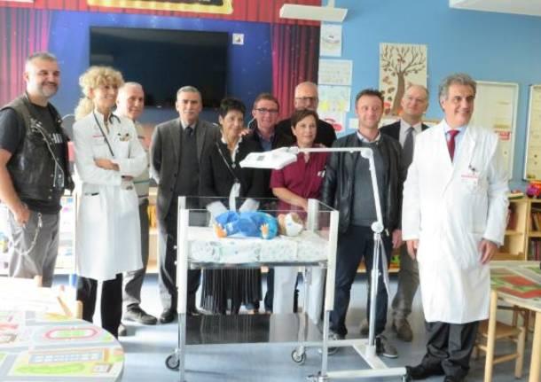 pediatria legnano donazioni
