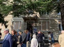 Presentazione della nuova sede dell'Archivio del Moderno a Balerna