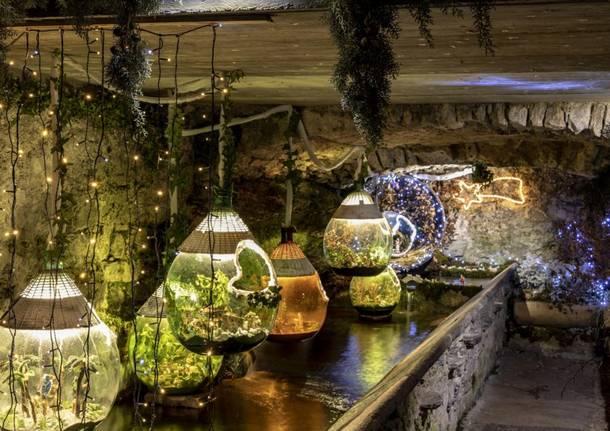 Presepi sull'Acqua, la magia del Natale in Valle Antigorio
