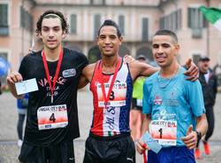 primi tre classificati varese city run hamouch